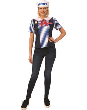 Stranger Things Ahoy Costume for Women