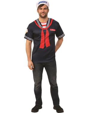 Stranger Нещата Ahoy костюми за мъже
