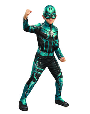 Yon Rogg costume for boys - Captain Marvel