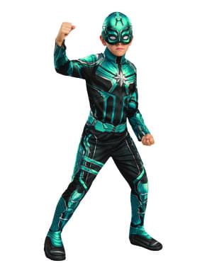 Yon Rogg kostuum voor jongens - Captain Marvel