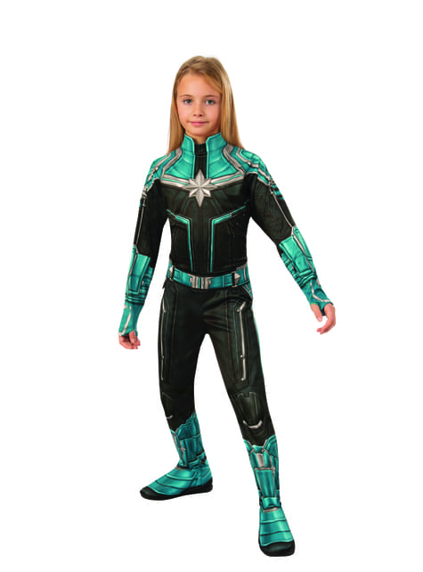 Kree costume for girls - Captain Marvel