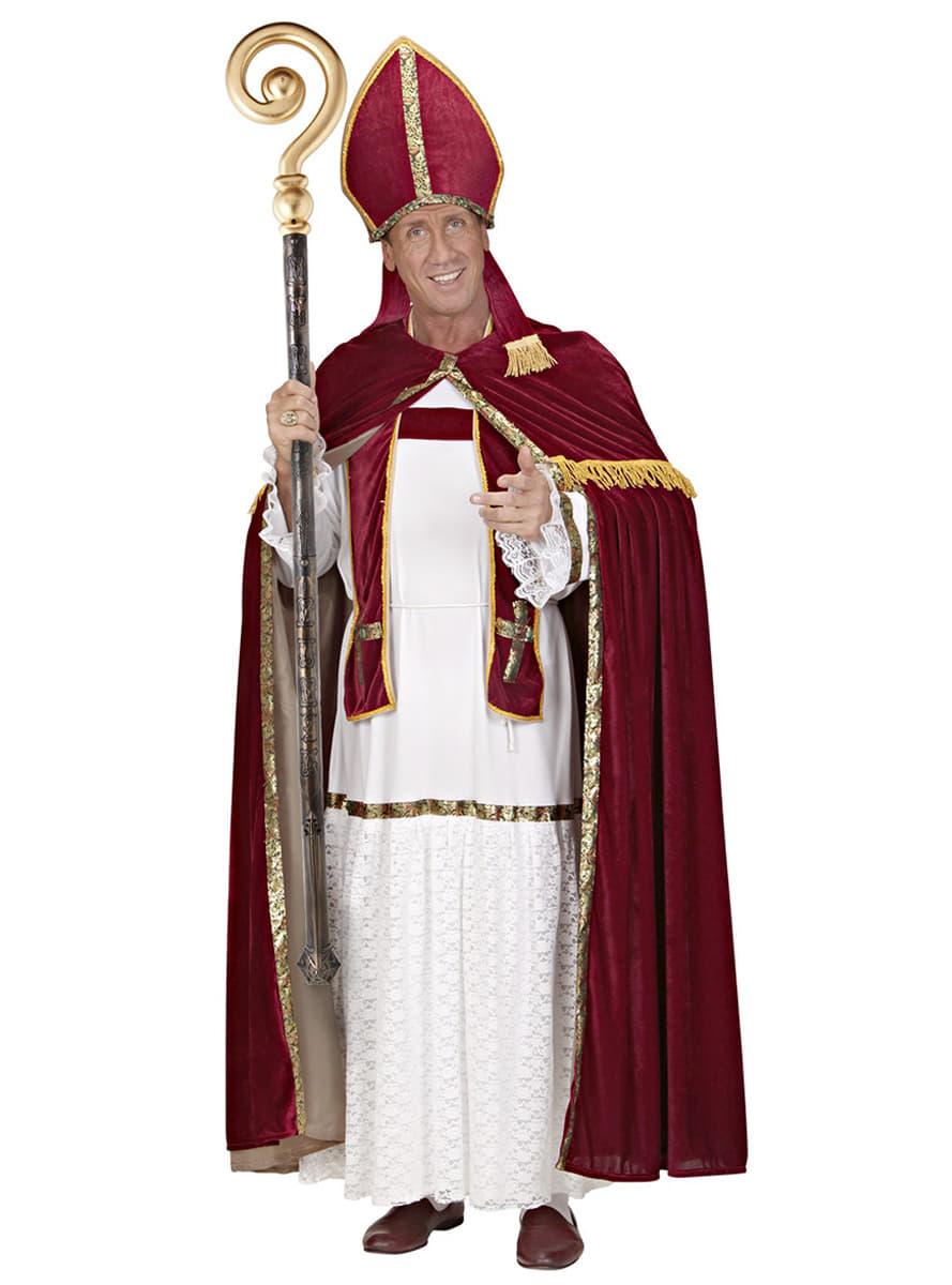 Bishop Costume