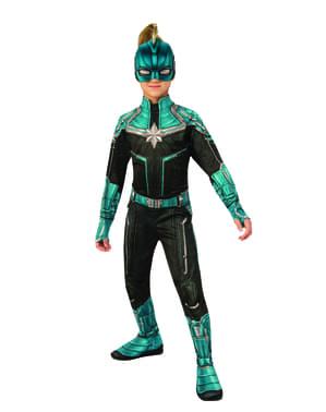 Strój Kree dla dziewczynek - Kapitan Marvel