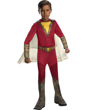 Shazam costume for boys