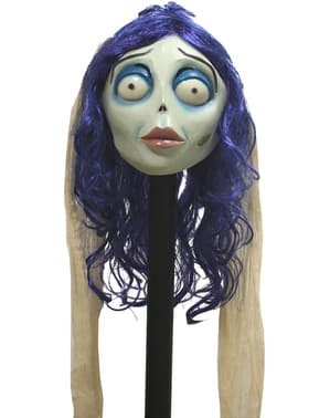 Emily Corpse Bride Klassisk Latexmaske