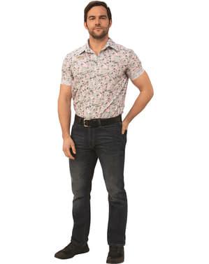 Джим Хопър тениска за мъже - Stranger Нещата 3
