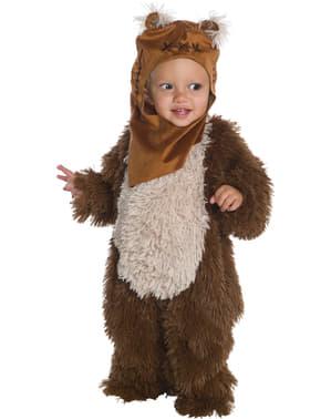 Ewok kostyme til babyer - Star Wars