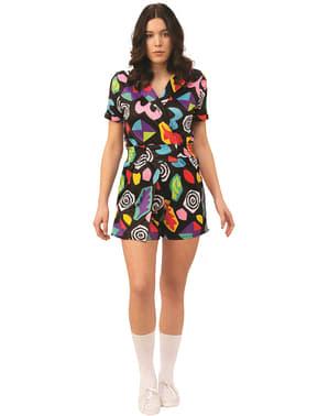 Eleven Mall Dress Costume for Women - Stranger Things 3