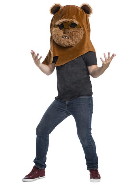Máscara gigante de Ewok para adulto - Star Wars