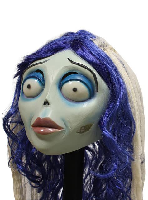 Máscara Emily de La Novia Cadáver classic de látex - original