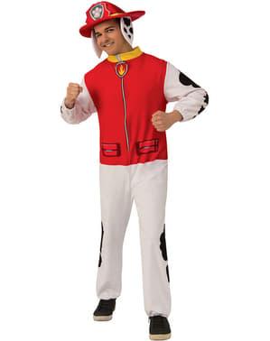 男性のためのマーシャルの衣装 - 足パトロール