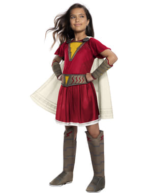 Shazam Mary costume for girls