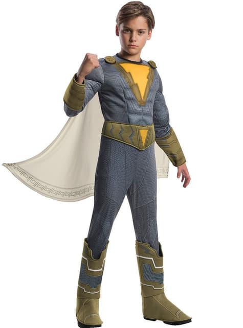 Deluxe Shazam Eugene costume for boys
