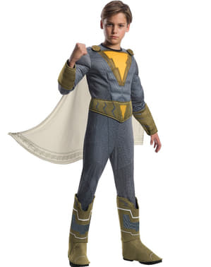 Costum Shazam Eugene deluxe pentru băiat