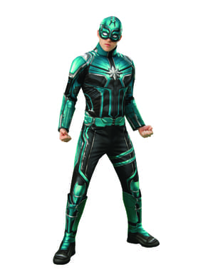 Deluxe Yon Rogg costume for adults - Captain Marvel