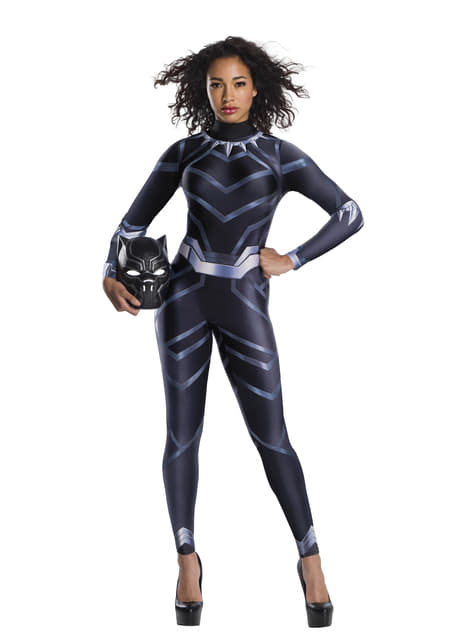 Black Panther Kostüm für Damen