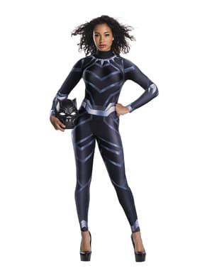 תלבושות הפנתרים השחורים לנשים