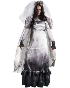 Costume di La Llorona- Le lacrime del mare deluxe per donna