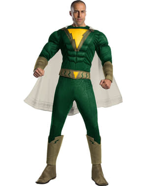 Deluxe Shazam Pedro costume for men