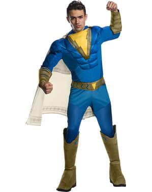Deluxe Shazam Freddy costume for men