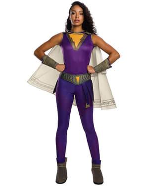 Deluxe Shazam Darla costume for women