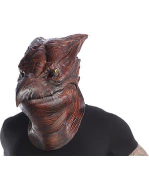 Lateksowa maska Rodan Godzilla dla dorosłych