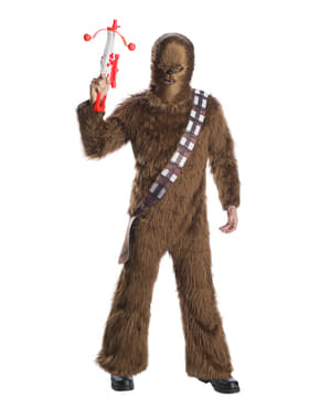 Chewbacca Classic maskeraddräkt för honom - Star Wars