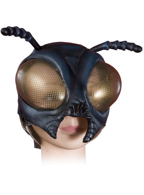 Máscara de mosca repugnante de látex