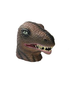 Masque dinosaure en latex