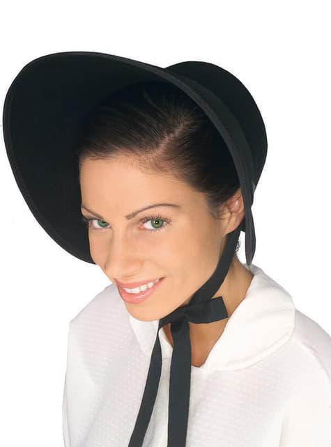 Amish hoed voor vrouw