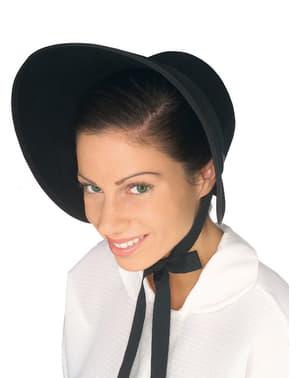 Sombrero de amish para mujer