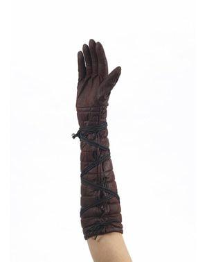 Kriegerin Handschuhe