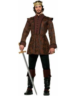 Pánský kostým král