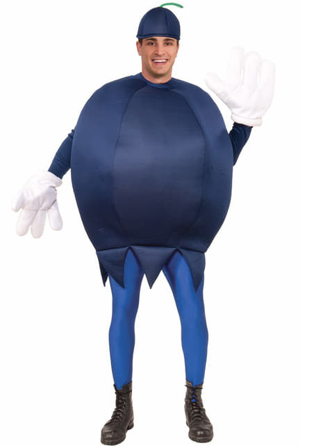 Adults Blueberry Costume