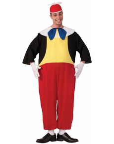 Mens Tweedledum Costume