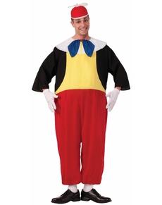 Tweedledum Kostyme for Menn