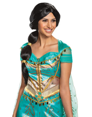 Jasmine -Peruukki Naisille – Aladdin