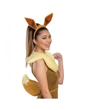 Eevee Pokemon Costume Kit