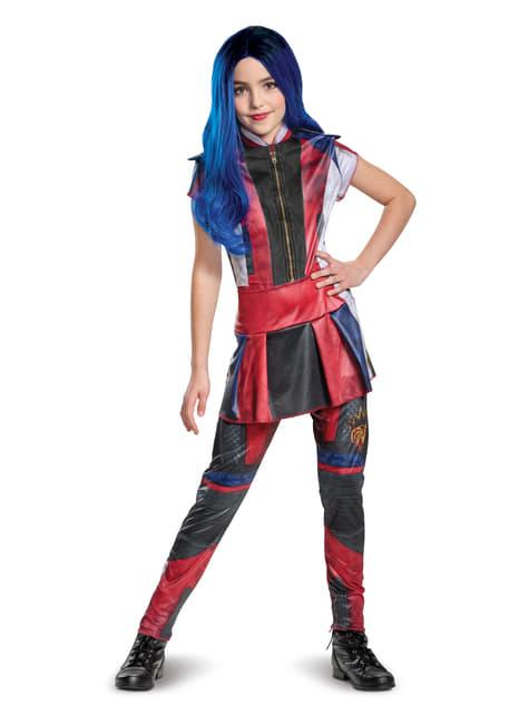 Disfraz de Evie Deluxe para adolescente - Los Descendientes