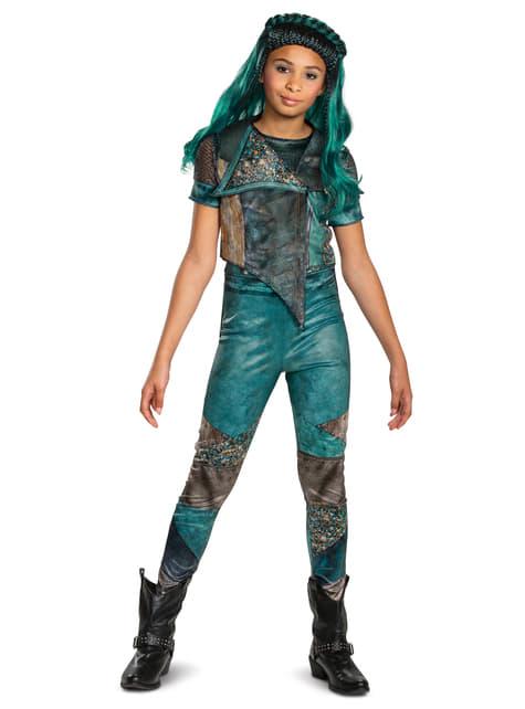 Disfraz de Los Descendientes Uma para adolescente - Disney