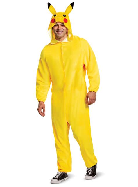 Pikachu Onesie kostuum voor mannen - Pokemon