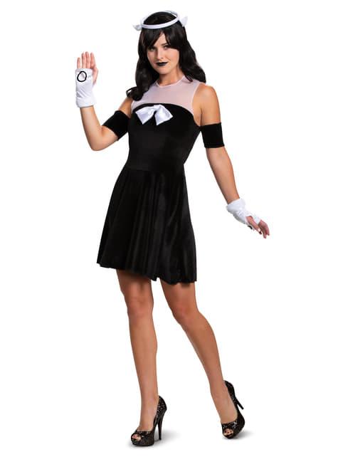 Alice the Angel kostým pro ženy - Bendy at the Ink Machine