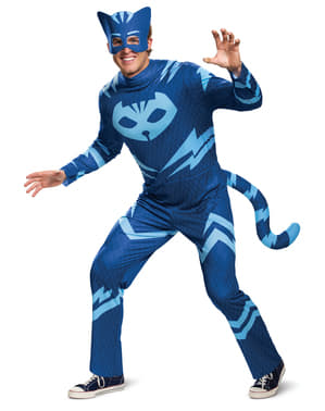 Costum Pisoi Eroi în Pijama pentru bărbat