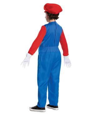 Prestige Mario Bros kostume til drenge