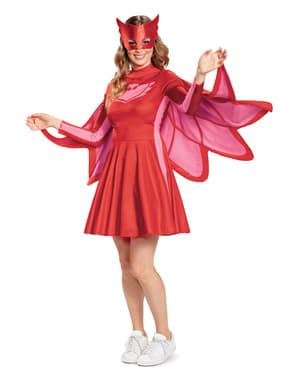 Costum Bufniță Eroi în Pijama pentru femeie