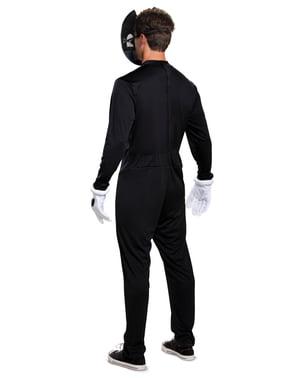 Kostum Bendy untuk Dewasa - Bendy dan Mesin Tinta