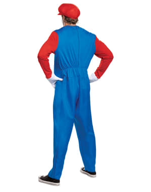 Costum Mario Bros Prestige pentru bărbat
