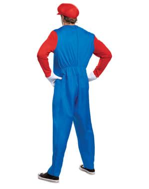 Disfraz de Mario Bros Prestige para hombre