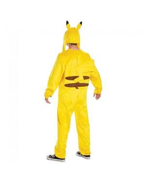 Pikachu Kostüm Deluxe für Herren - Pokemon