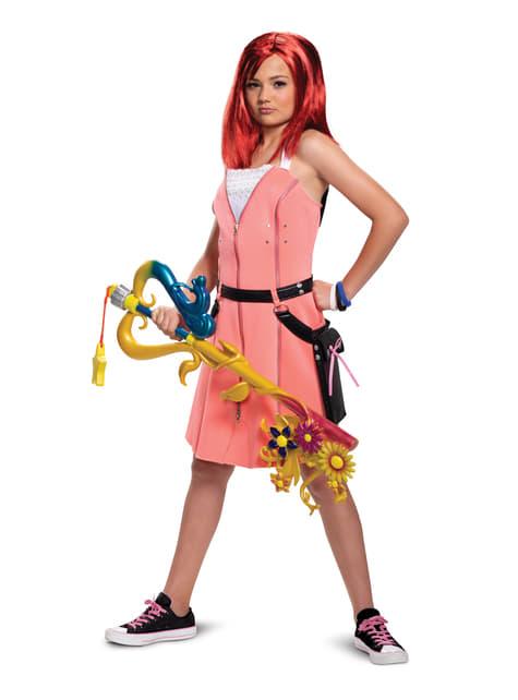 Disfraz de Kingdom Hearts III Kairi Deluxe informal para adolescente
